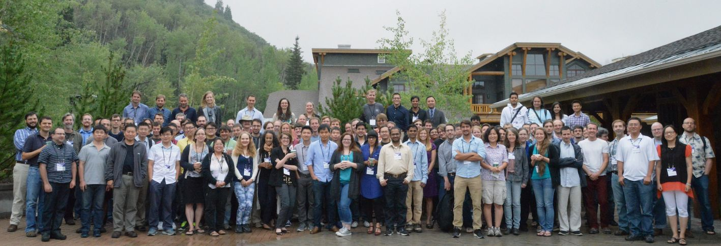 SDSS-III collaboration meeting picture from the wonderful setting of Park City, Utah